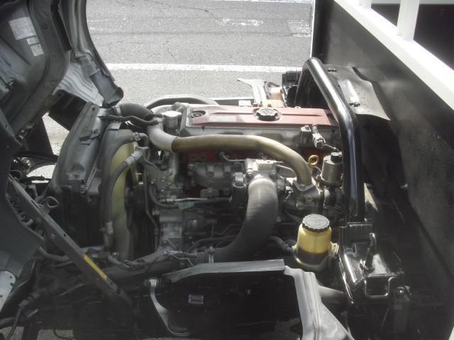 セミロング  荷台内寸356x160cm 塗装済 2トン(18枚目)