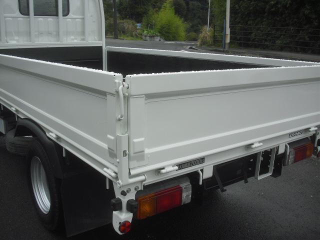2トン 荷台内寸311x160cm 塗装済 全低床 オートマ(6枚目)