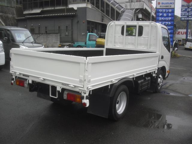 2トン 荷台内寸311x160cm 塗装済 全低床 オートマ(7枚目)