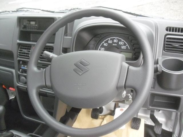 KCエアコン・パワステ 2WD エアコン パワステ(9枚目)