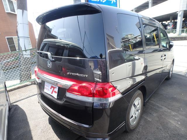ホンダ ステップワゴン 4ナンバー貨物 G HDDナビバックカメラ ETC