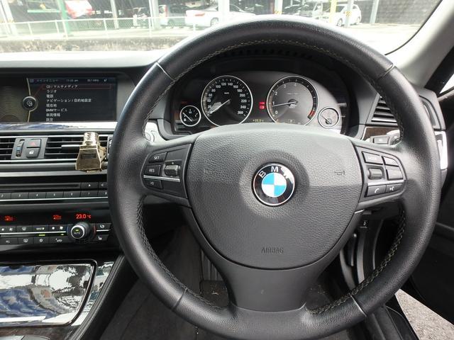 BMW BMW 528i 純正マルチナビ CD DVD バックカメラ