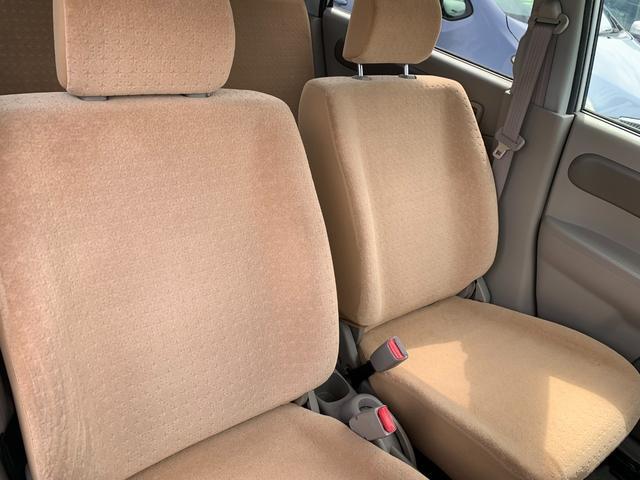 S FOUR 4WD 盗難防止システム 衝突安全ボディ 運転席・助手席エアバッグ エアコン 社外13インチアルミホイール シートベージュ(41枚目)