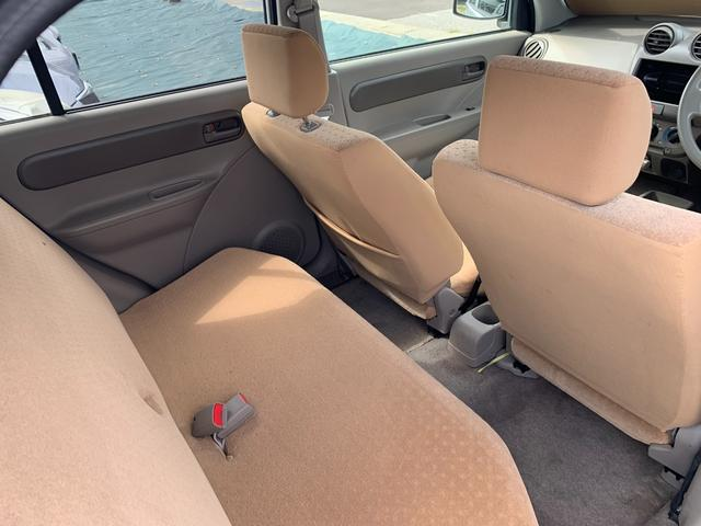 S FOUR 4WD 盗難防止システム 衝突安全ボディ 運転席・助手席エアバッグ エアコン 社外13インチアルミホイール シートベージュ(43枚目)