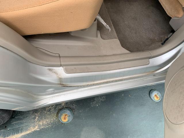 S FOUR 4WD 盗難防止システム 衝突安全ボディ 運転席・助手席エアバッグ エアコン 社外13インチアルミホイール シートベージュ(44枚目)