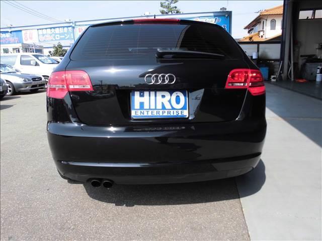 アウディ アウディ A3 TFSI RHD 禁煙車 HDD
