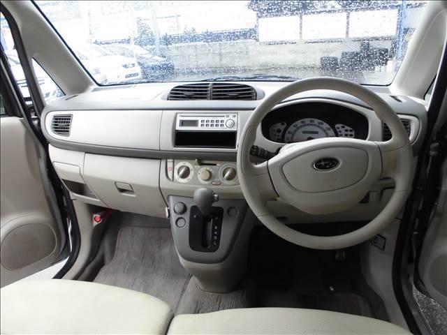 インパネCVT フルタイム4WD車です。