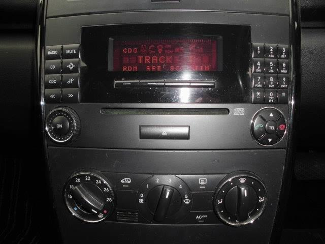 メルセデス・ベンツ M・ベンツ A170 RHD