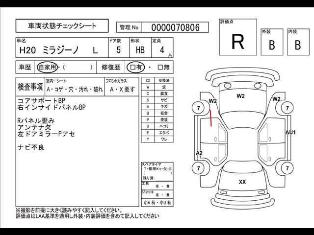 L エアコン パワステ パワーウィンド キーレス 禁煙車(20枚目)