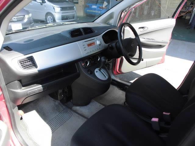 R エアコン キーレス 禁煙車 CD  エアコン ABS(5枚目)