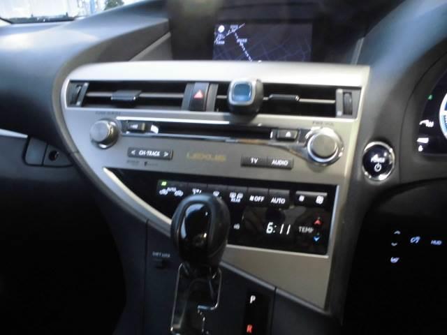 RX450h version L エアサス 4WD(14枚目)