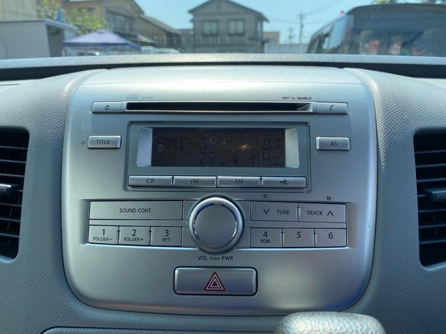 FX ワンオーナー 社外14インチアルミ キーレス ベンチシート 純正CDチューナー(13枚目)