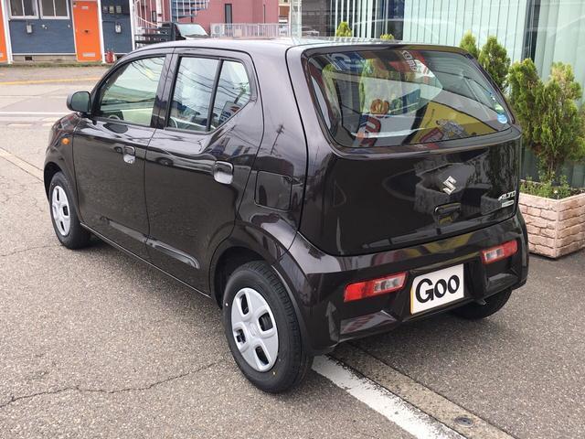 スズキ アルト L レーダーブレーキサポート付 届出済未使用車