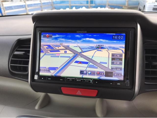 G・Lパッケージ 4WD メモリーナビ フルセグTV 左側パワースライドドア スマートキープッシュスタート 3ヶ月3000km保証(20枚目)