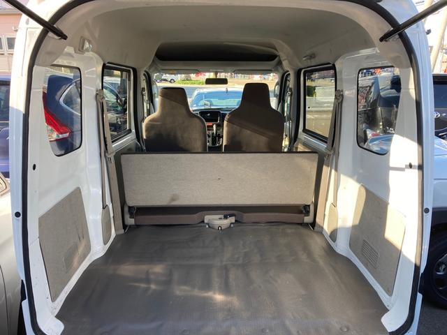 PC 4WD ハイルーフ 5AGS キーレス 両側スライドドア Wエアバッグ 3ヶ月3000km保証(8枚目)