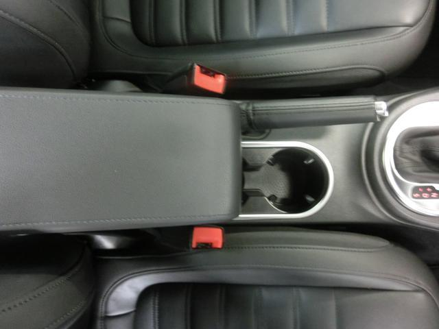 フォルクスワーゲン VW ザ・ビートル デザインレザーP 2013モデル 1オナ 禁煙車 黒革シート