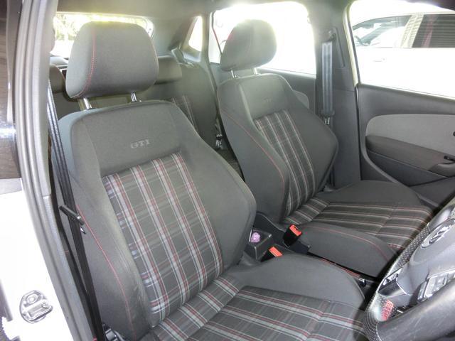 フォルクスワーゲン VW ポロ GTI 1オーナ キセノン 純正17AW