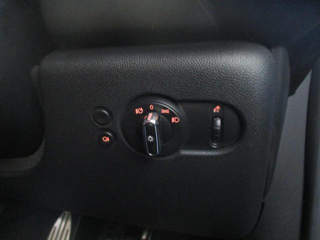ジョンクーパーワークス コンバーチブル ユーザー買取 禁煙車 1オーナー ペッパーパッケージ 茶革シート 純正18AW ナビ&TV&バックモニター ドラレコ GPSレーダー LEDヘッドライト 内蔵ETC 純正フロアマット 純正キーレス2個(22枚目)