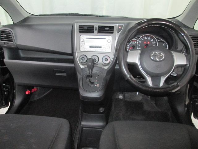トヨタ ラクティス X 4WD メモリーナビワンセグTV キーレス 禁煙車