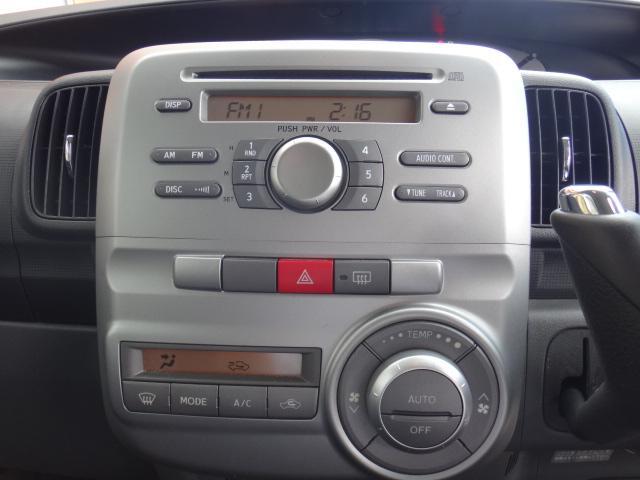 ダイハツ タント カスタムX 4WD キーフリー