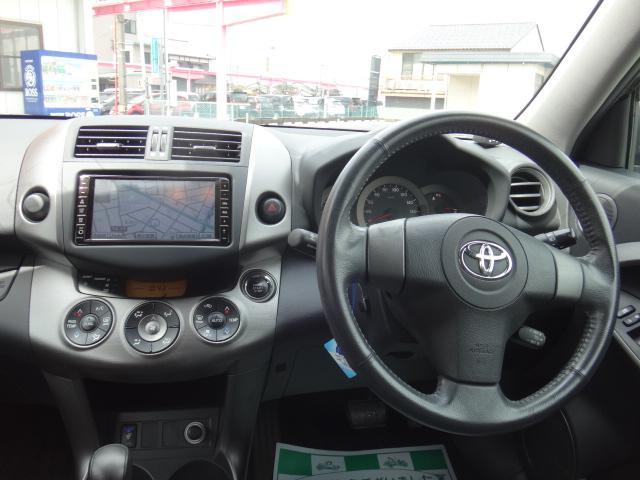 トヨタ ヴァンガード 240S 4WD HDDナビフルセグTV スマートキー