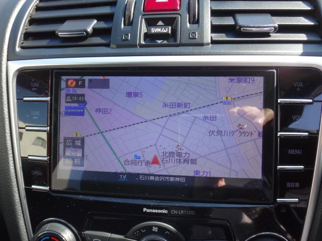 1.6GT-Sアイサイト 4WD メモリーナビフルセグTV(10枚目)