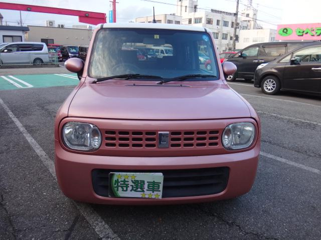 「スズキ」「アルトラパン」「軽自動車」「石川県」の中古車2