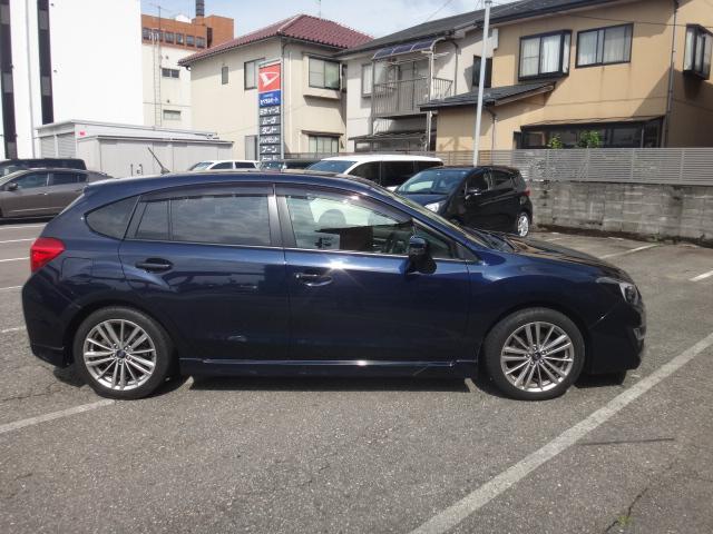 「スバル」「インプレッサ」「コンパクトカー」「石川県」の中古車4