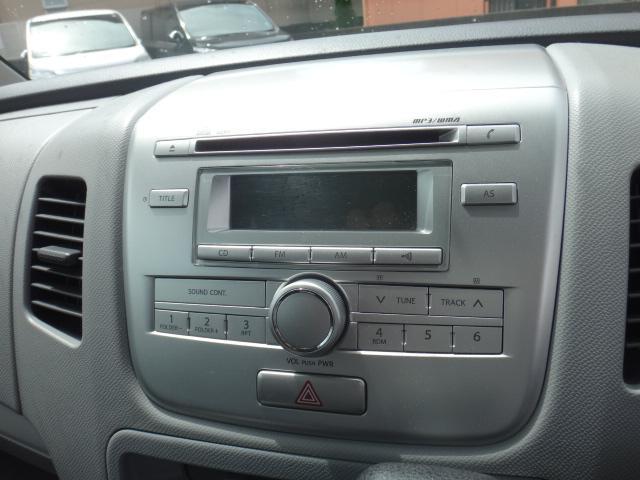 FX 後期モデル キーレス 純正CDオーディオ ベンチシート ワンオーナー車 Wエアバッグ(10枚目)