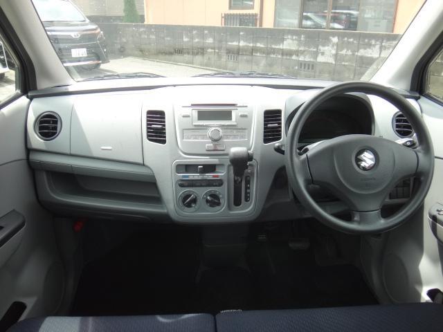 FX 後期モデル キーレス 純正CDオーディオ ベンチシート ワンオーナー車 Wエアバッグ(15枚目)