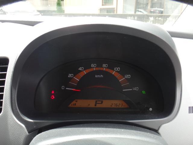 FX 後期モデル キーレス 純正CDオーディオ ベンチシート ワンオーナー車 Wエアバッグ(21枚目)