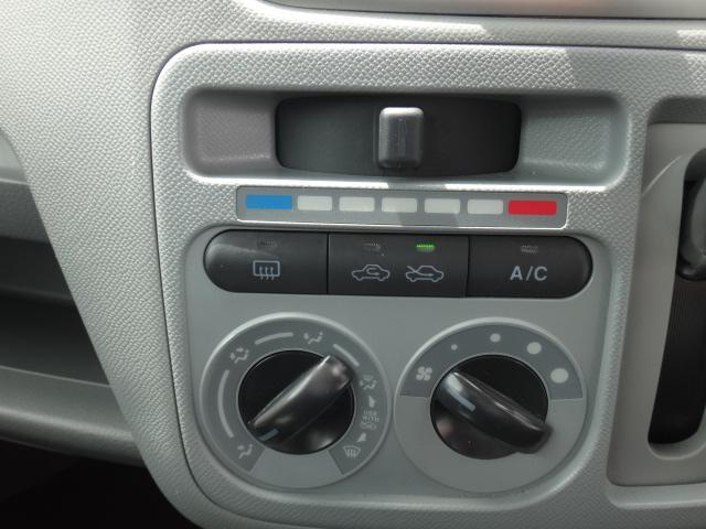 FX 後期モデル キーレス 純正CDオーディオ ベンチシート ワンオーナー車 Wエアバッグ(22枚目)