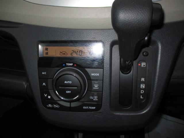 スズキ ワゴンR FX 助手席回転シート