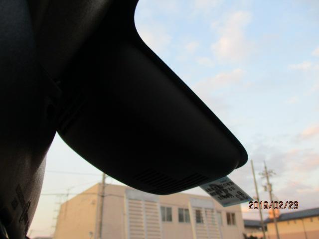 衝突軽減ブレーキで安心!