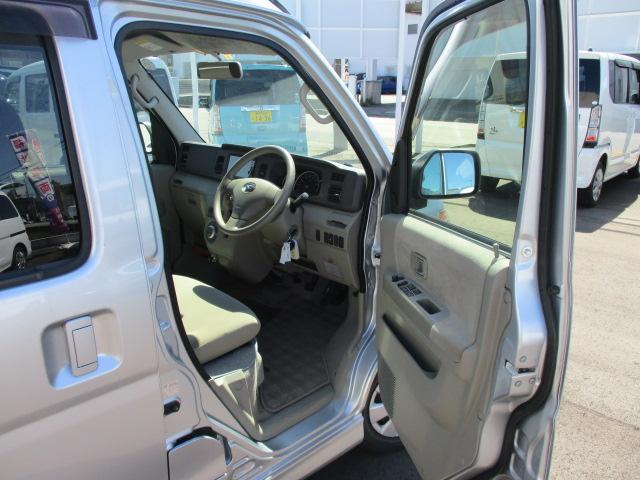 スローパー4WD 車いす一台 電動ウインチ 福祉車両(17枚目)