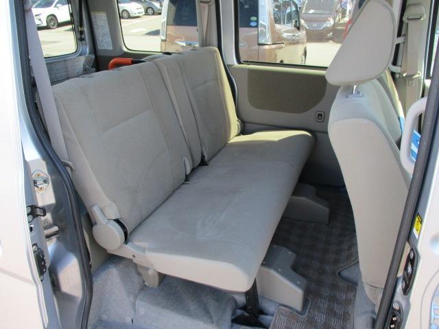 スローパー4WD 車いす一台 電動ウインチ 福祉車両(19枚目)