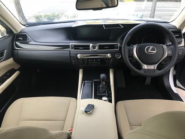 レクサス GS 250 純正HDDフルセグナビ