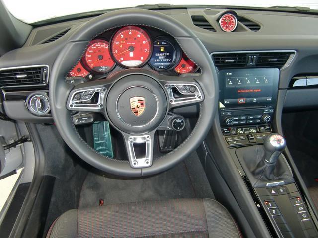 911カレラT 7MT ライトデザインPK スポーツSプラス(12枚目)