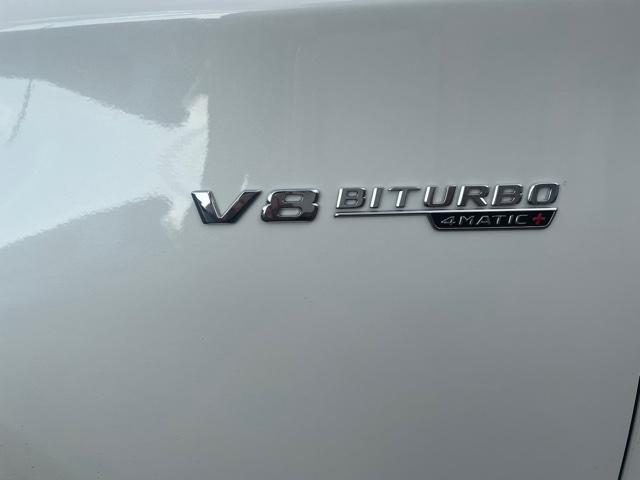 S560 4マチックロングAMGライン AMG S63仕様純正エアロバンパー(10枚目)