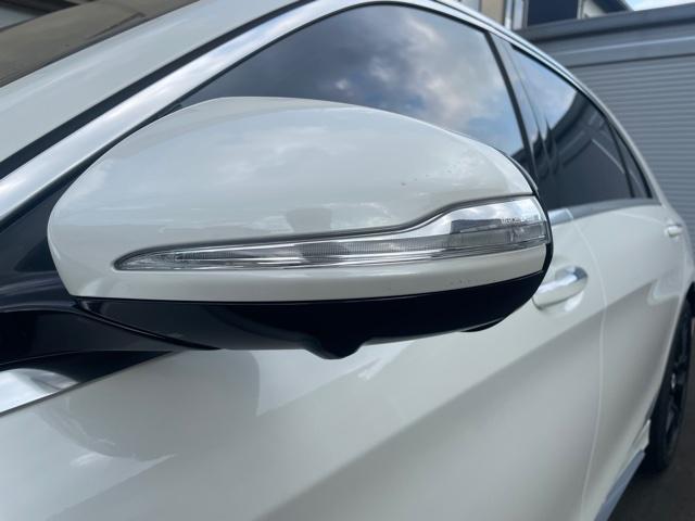 S560 4マチックロングAMGライン AMG S63仕様純正エアロバンパー(11枚目)