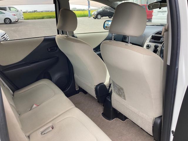 X フルフラット ミュージックプレイヤー接続可 CD アルミホイール キーレスエントリー 電動格納ミラー CVT 衝突安全ボディ ABS エアコン パワーステアリング(8枚目)