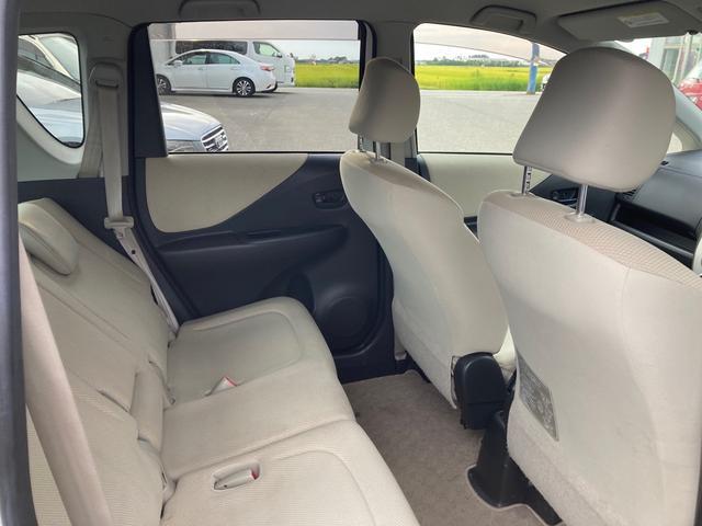 X フルフラット ミュージックプレイヤー接続可 CD アルミホイール キーレスエントリー 電動格納ミラー CVT 衝突安全ボディ ABS エアコン パワーステアリング(9枚目)