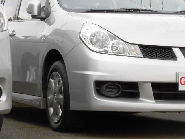 日産 ウイングロード 15S FOUR 4WD メモリーナビ ワンセグTV