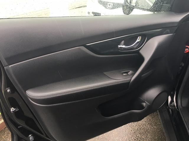 日産 エクストレイル 20X 4WD エマージェンシーブレーキパッケージ
