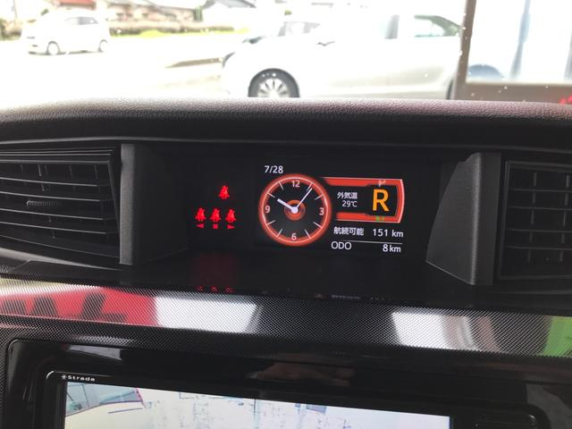 G メモリーナビTV フルセグ バックモニター 4WD(25枚目)
