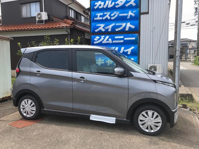 「三菱」「eKクロス」「コンパクトカー」「石川県」の中古車4