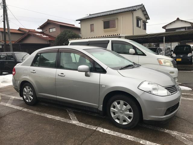 「日産」「ティーダラティオ」「セダン」「石川県」の中古車4