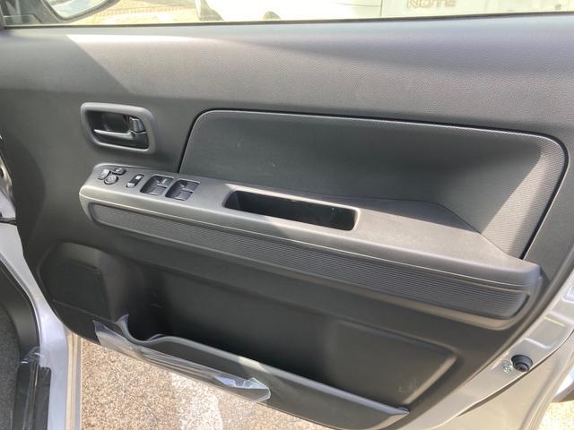 ハイブリッドFX CDデッキ 電動格納ミラー オートエアコン パワステ ABS(8枚目)