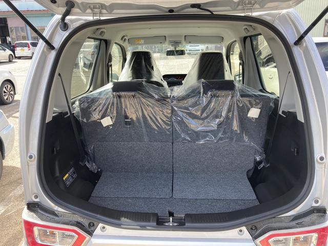 ハイブリッドFX CDデッキ 電動格納ミラー オートエアコン パワステ ABS(19枚目)