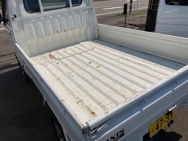 スペシャルエアコン・パワステバージョン 4WD AC AT 修復歴無 軽トラック ワンセグTV ナビ ETC(16枚目)